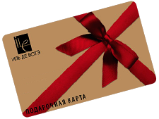 Подарочный сертификат Иль де Ботэ