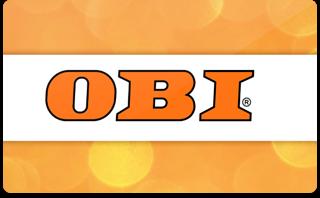 Подарочный сертификат OBI